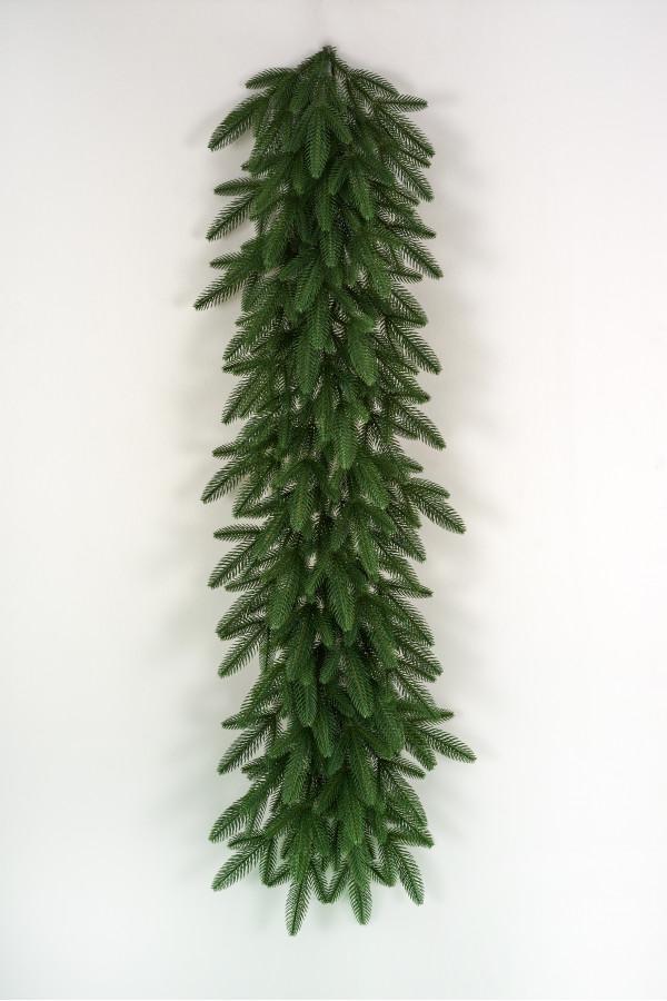 Гирлянда хвойная литая Романовская 150х35 см