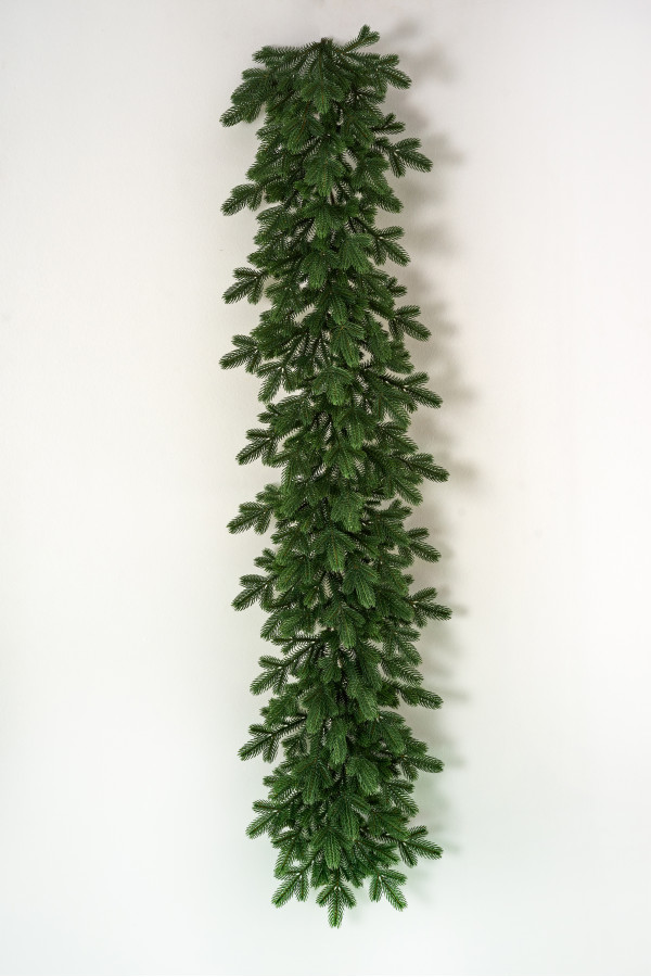 Гирлянда хвойная литая Византийская 150х35 см