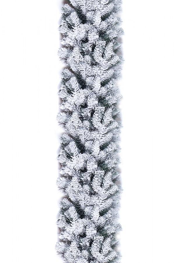 Гирлянда хвойная премиум Альпийская 270х34 см